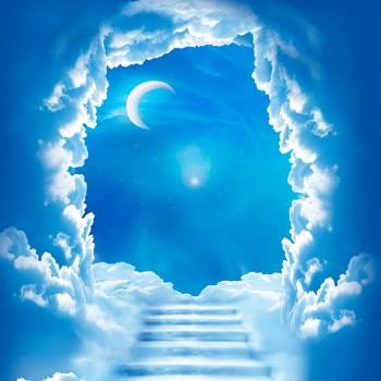 Лунная лестница в облака