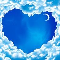 Облачное сердце