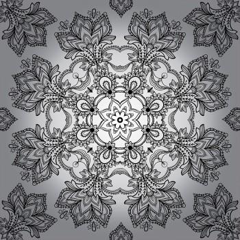 Кружевной орнамент