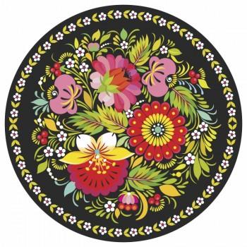 Цветочный орнамент