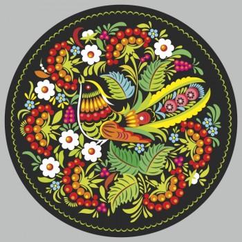 Петриковская птица счастья