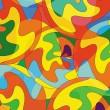 Цветная абстрация