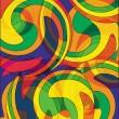 Цветные спирали