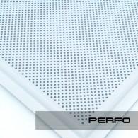 Перфорированный кассетный модуль из алюминия PERFO
